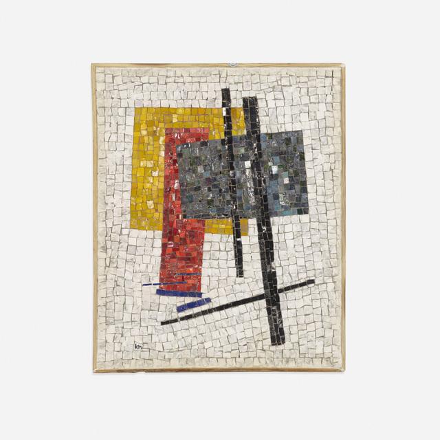 Kasimir Severinovich Malevich, 'Suprematism', c. 1960, Wright