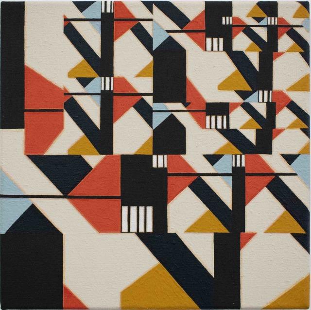 Kevin Umaña, 'Arpeggio', 2019, DC Moore Gallery