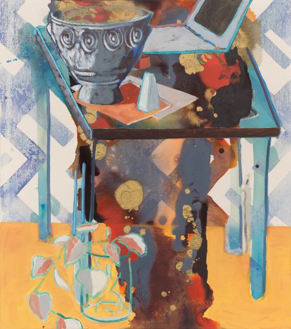 , 'Scroller,' 2018, Asya Geisberg Gallery