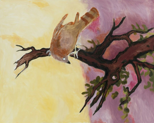 , 'Birdy,' 2017, Aye Gallery