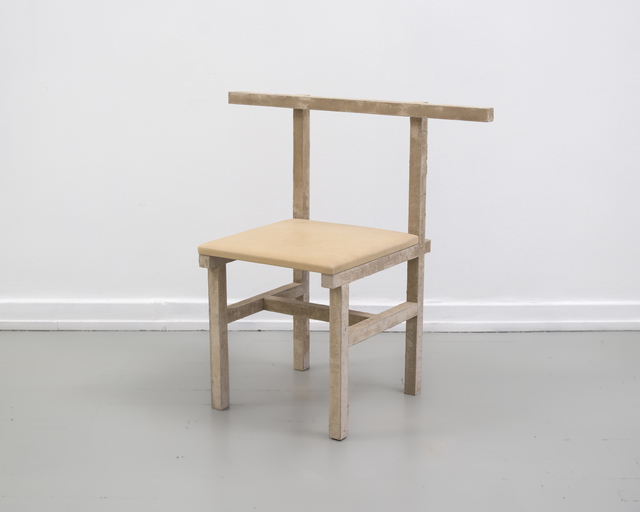 , 'Stoned Chair 3,' 2015, Etage Projects