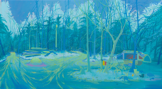 , 'Cabin Fever,' 2015, Proto Gallery