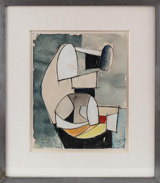 Jean Hélion, 'Composition abstraite', 1936, Rosenberg & Co.