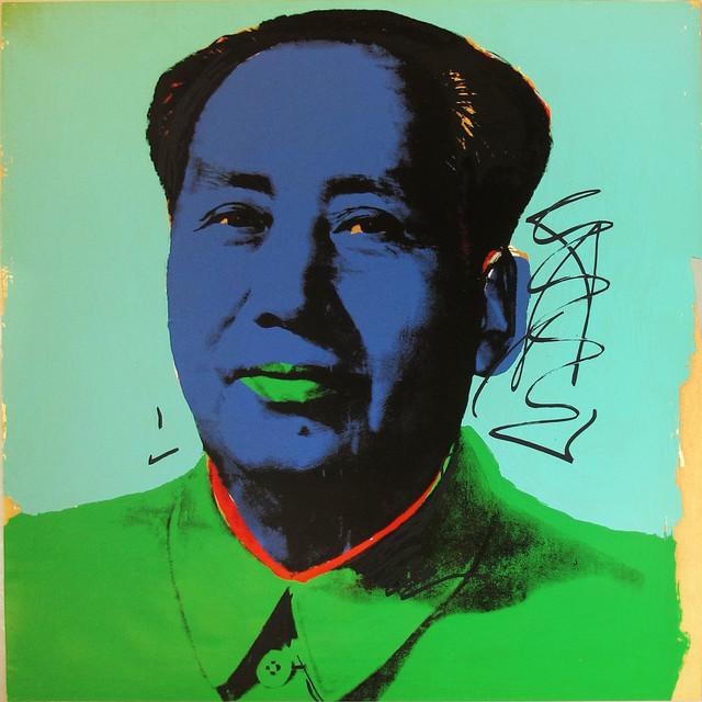 Andy Warhol, 'Mao II.99', 1972, Hamilton-Selway Fine Art