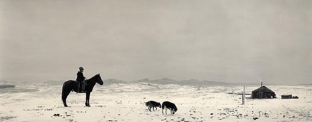 Pentti Sammallahti, 'Ulug-Khem, Tuvva Siberia', 1997, Peter Fetterman Gallery