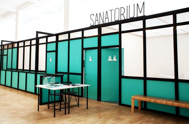 , 'Sanatorium,' 2014, ICA Miami