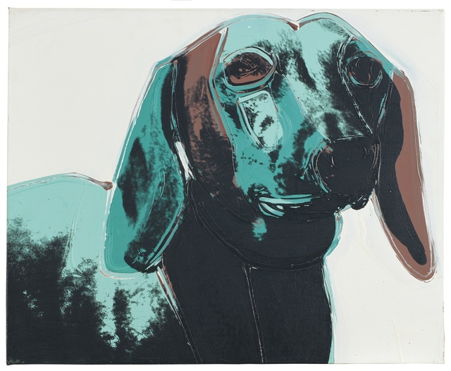 Andy Warhol, 'Cats and Dogs (Amos)', Sotheby's