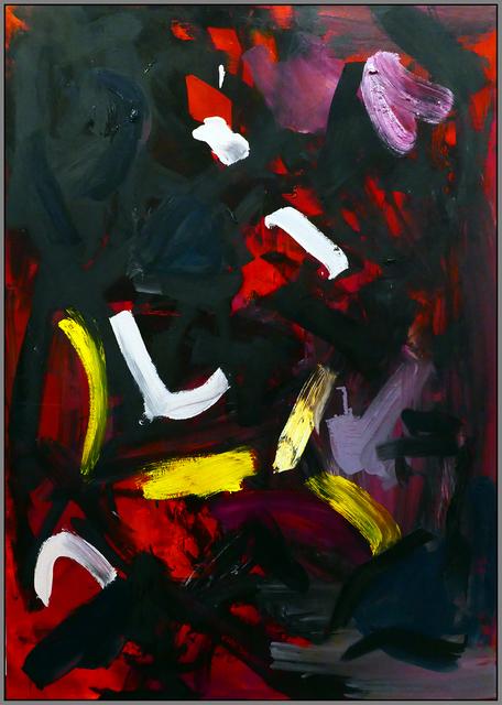 , 'Ouvert No 48,' 2018, Oeno Gallery