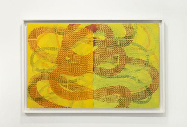 David Row, 'Here and There', 2003, Loretta Howard Gallery