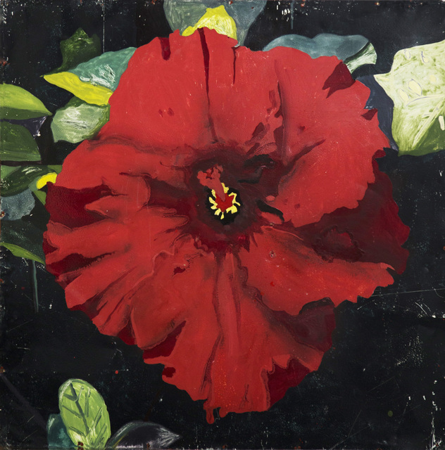 , 'Red Chines Rose,' 2016, Smart Gallery BA