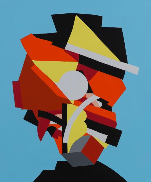 , 'Head,' 2017, Mirus Gallery