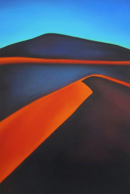 Margaret nes, 'Red Dunes 19-17', 2019, Ventana Fine Art