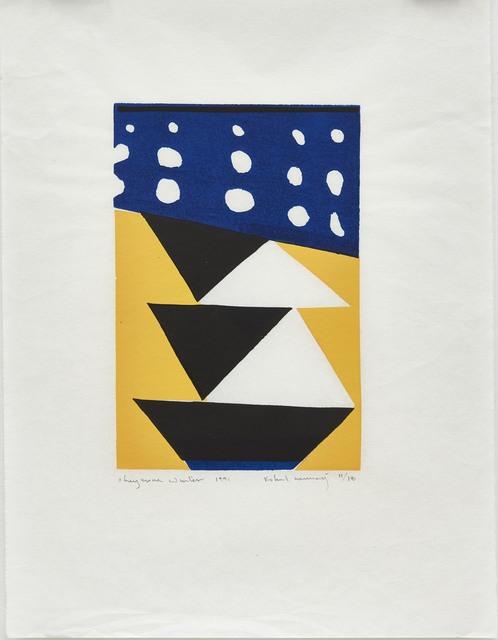 , 'Cheyenne Winter,' 1991, David Richard Gallery