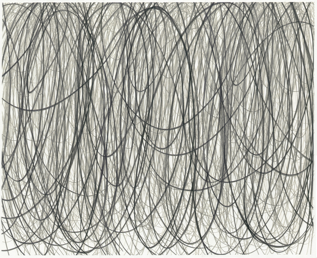 , 'Untitled (three layers),' 2012, Brian Gross Fine Art