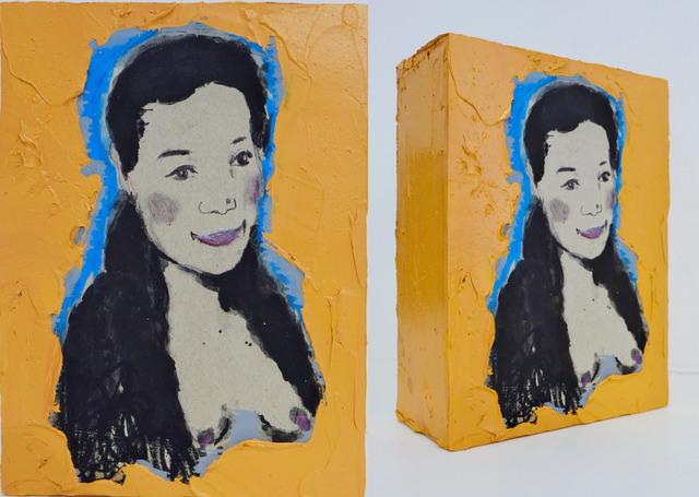 , 'Cigar Box,' 2019, Contemporary by Angela Li
