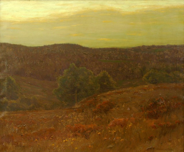 Charles Warren Eaton, 'Berkshire Hills, Autumn', ca. 1910, Private Collection, NY