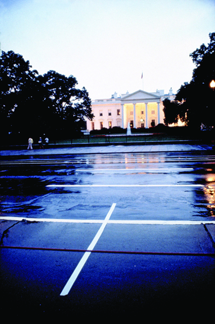 , 'WASHINGTON D.C. 1982/ Casa Blanca,' 1982, Isabel Aninat