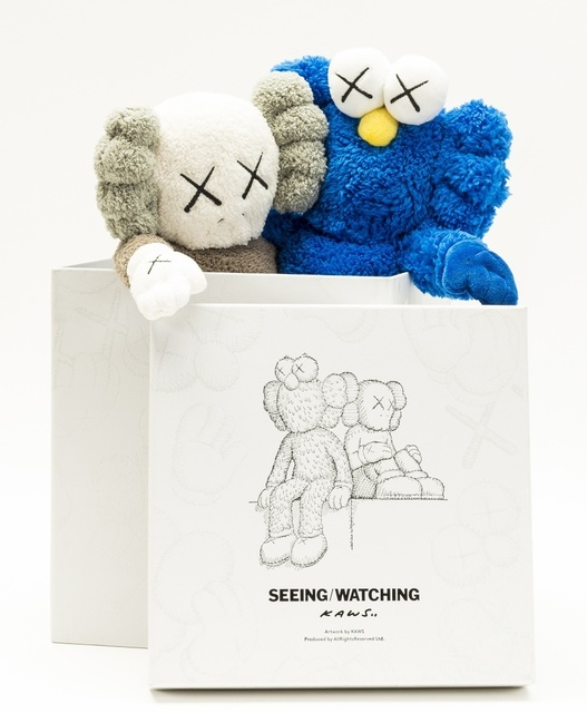 KAWS, 'Seeing/Watching', 2018, Forum Auctions
