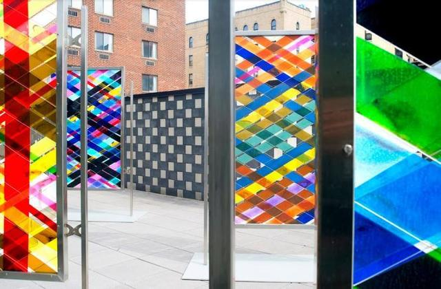 Arlene Slavin, 'Installation view: Intersections', Bronx Museum of the Arts