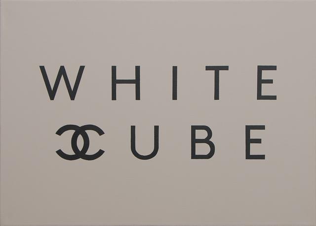 , 'White Cube,' 2018, BWSMX