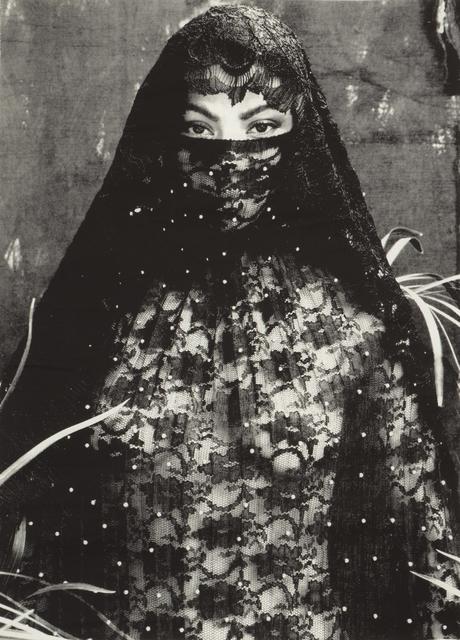 , 'Undercover (Variation #3),' 2017, Mariane Ibrahim Gallery