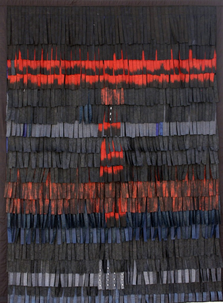 Abdoulaye Konaté, 'Composition n°1,' 2011, Primo Marella Gallery