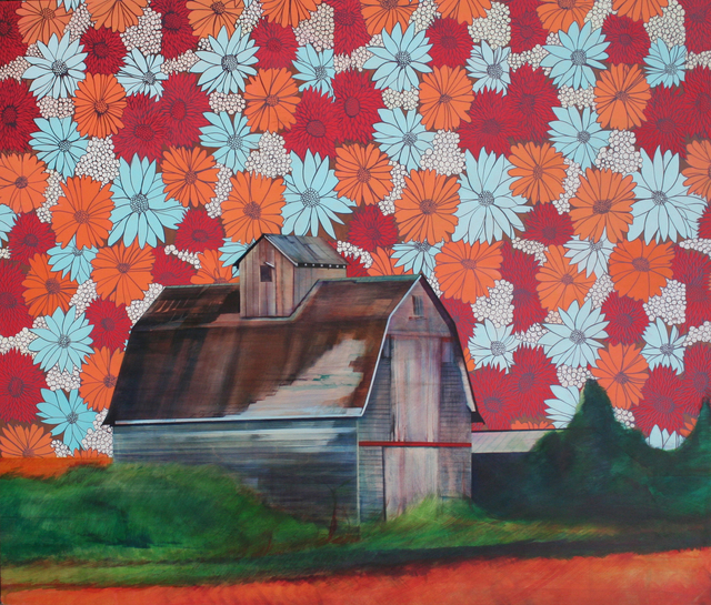 , 'Fall With Me,' 2014, Olson Larsen Gallery