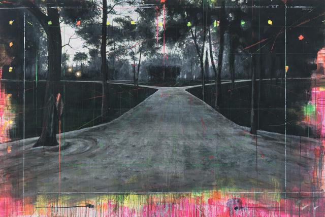 , 'Path / Retiro / Madrid,' 2017, Winston Wächter Fine Art