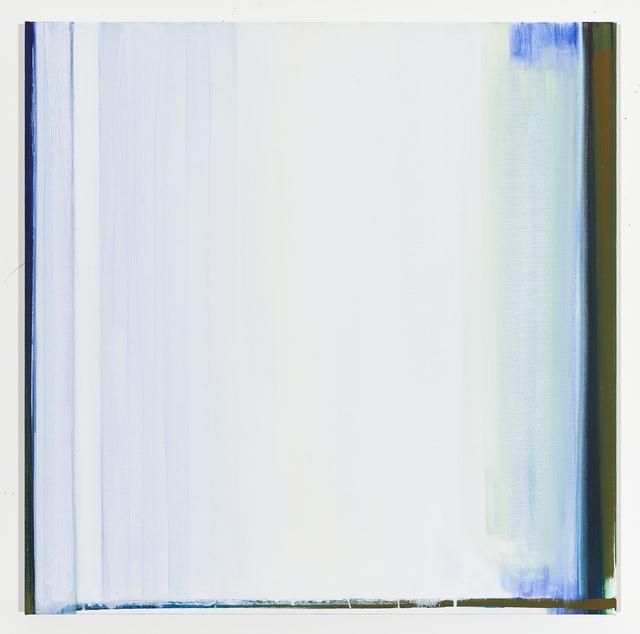 Juan Iribarren, 'Untitled, (White square)', 2017, Cecilia de Torres Ltd.