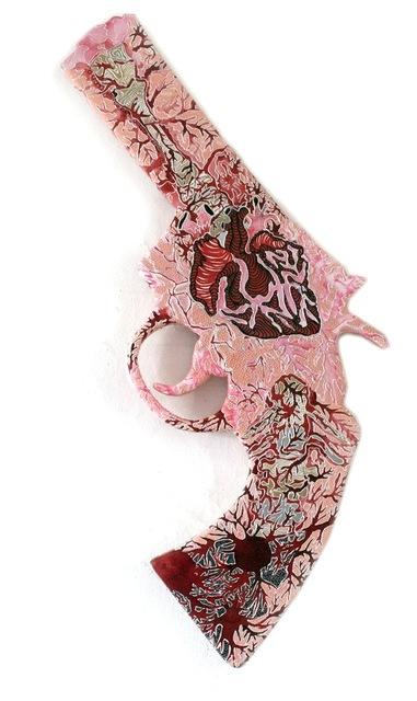 , 'Revólver Pietta Colt,' 2011, Javier Lopez & Fer Frances