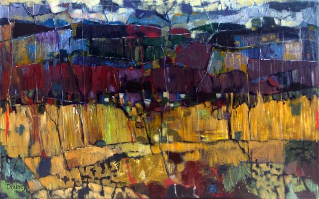 Toni Doilney, 'Mustard Season', 2015, Mishin Fine Arts