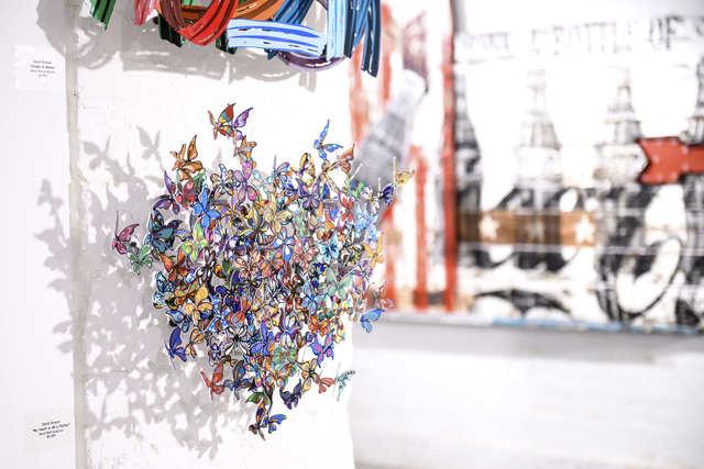 , 'My Heart is all a Flutter,' 2017, Eden Fine Art
