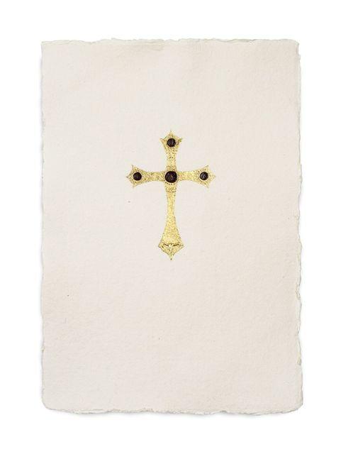 , 'Lady Cross,' 2017, bo.lee gallery