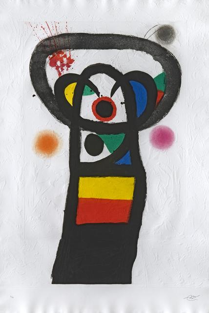 , 'Le Poète assassiné (1239),' 1981, Galerie Ernst Hilger