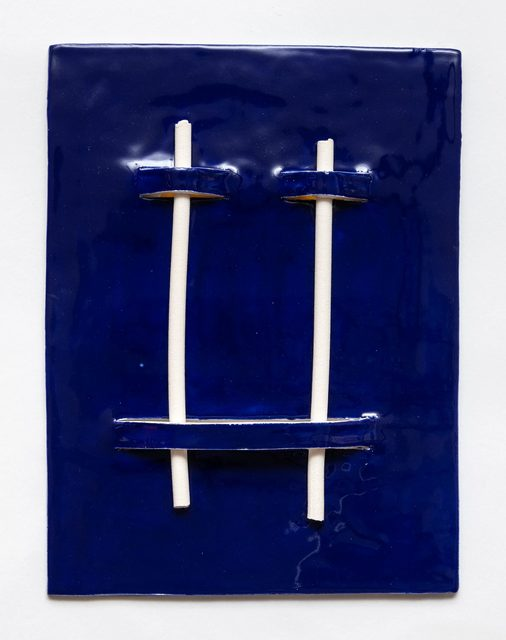 , 'Mask XXXIX,' 2018, Stephen Friedman Gallery