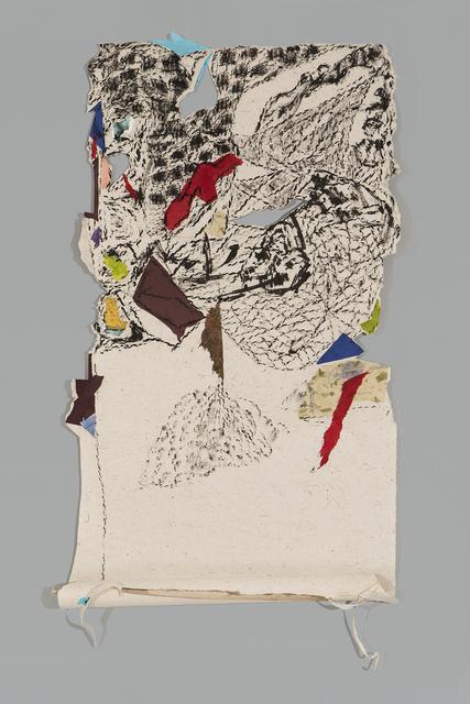 , 'Crevice,' 2016, ArtCN