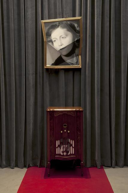 , 'Installation view: Olga Forever (Deconstructing Olga),' 2012, Almine Rech Gallery