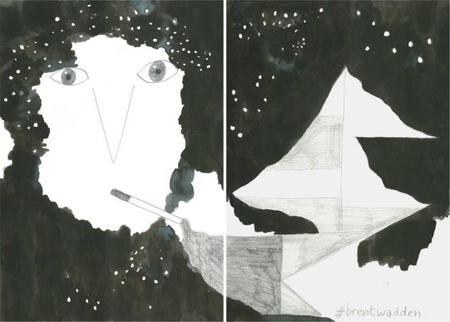 Pauline Fondevila, 'La noche es nuestra (#brentwadden)', 2018, Estrany - De La Mota