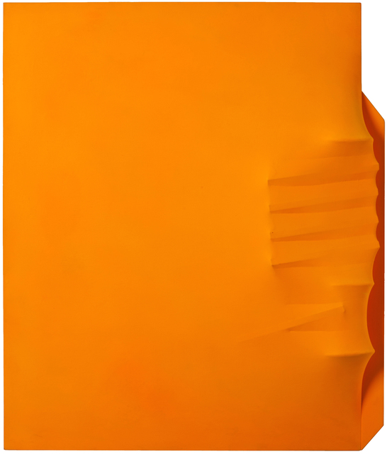 , 'Untitled (Orange),' 1971, Cortesi Gallery