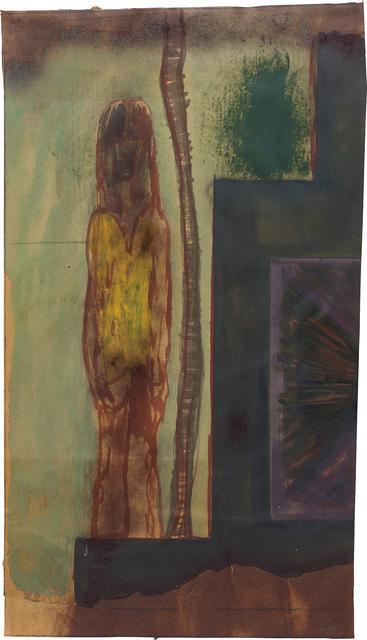 Peter Doig, 'Maracas' Study', 2005, Phillips