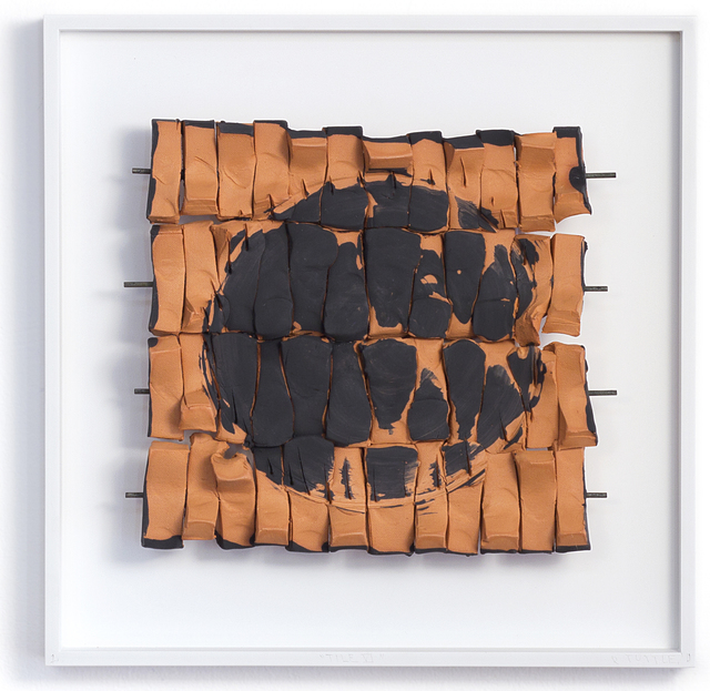 , 'Tile, VI (nine inches),' 2011, Gemini G.E.L.