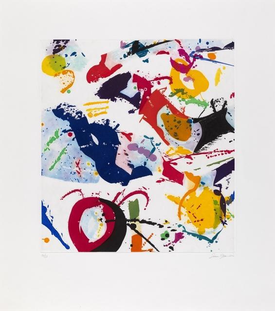 Sam Francis, 'Untitled', 1992, Zuleika Gallery