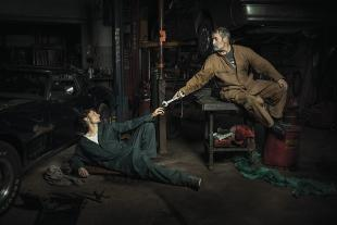 Freddy Fabris, 'The Creation Of Adam - Renaissance Series', 2015, Photography, Fine Art Photography, Urbane Art Gallery