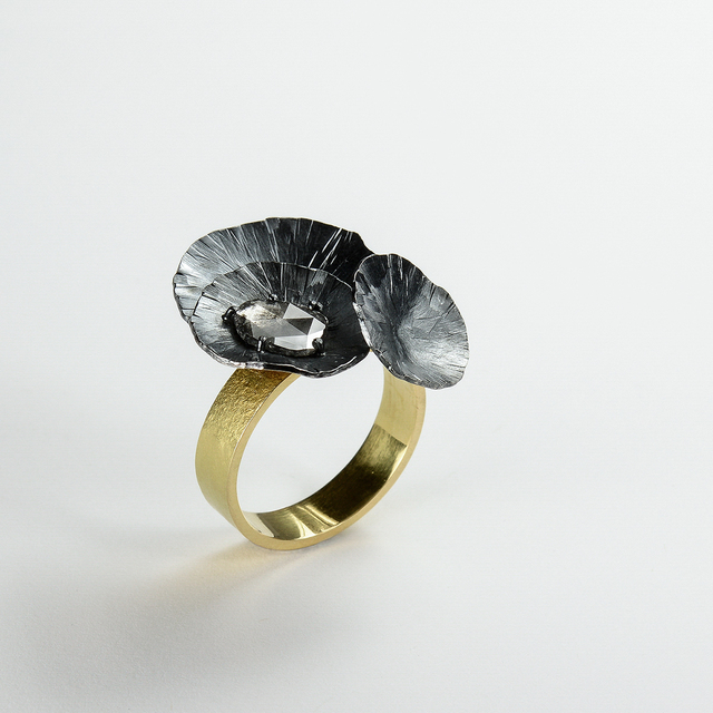 , 'Lilly Pad Ring,' 2016, form & concept