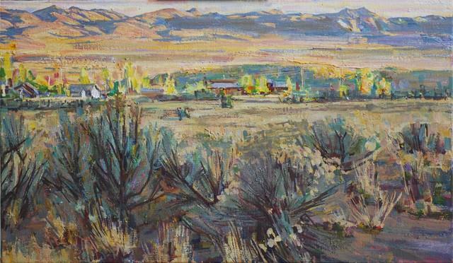 , 'Tuscarora Mountains,' , Stremmel Gallery