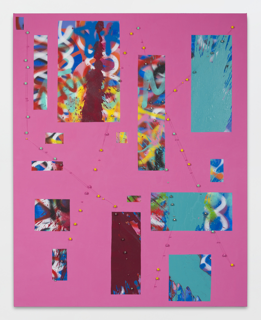 , 'the future is,' 2017, Anthony Meier Fine Arts