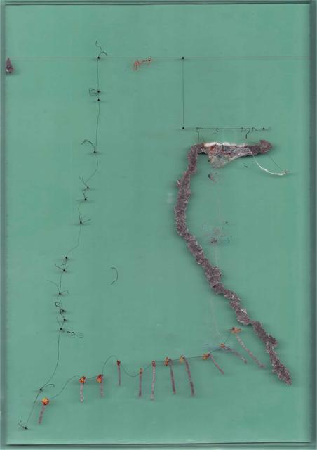 , 'Scan Project dari 'Tak Berakar Tak Berpucuk' # 04,' 2012-2016, Nadi Gallery