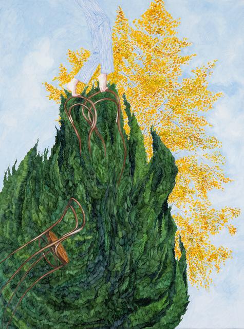 , 'Again,' 2019, Sophie Gannon Gallery
