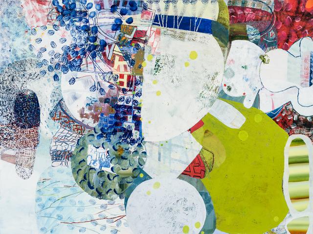 , 'Lake Side,' 2016, Kathryn Markel Fine Arts