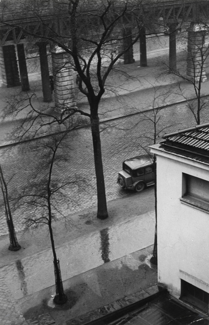 Brassai (Gyula Halasz), 'Wet Street From Above', 1932, Michael Hoppen Gallery